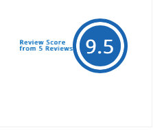 St Anne's has a 5 Star Rating