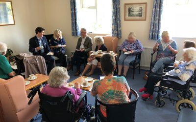 Residents and Family Meeting